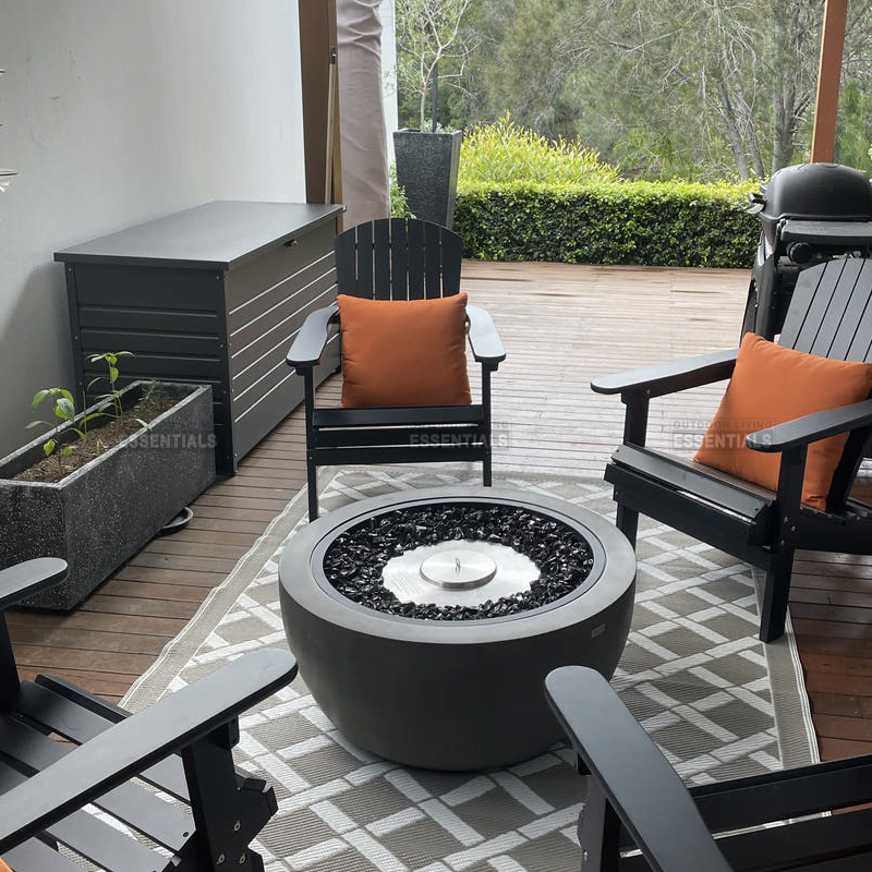 Pod 30 Ethanol Fire Pit Table