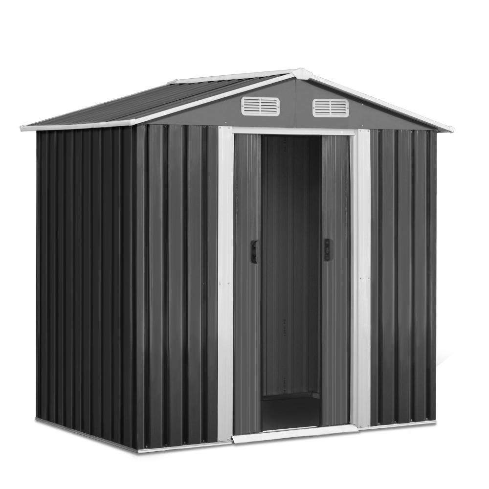 Cochran Garden Shed, 1.25 x 1.95m - Outdoor Living Essentials