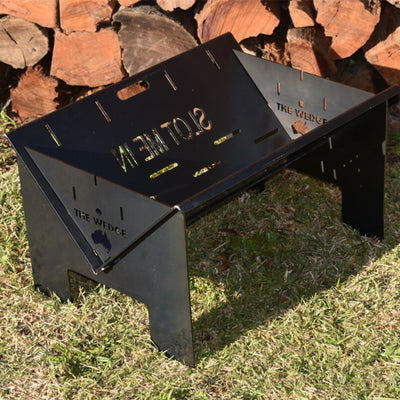 The Wedge™ 600 Base Fire Pit
