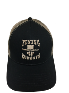 Flying Cowboys Trucker Hat