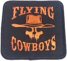 Load image into Gallery viewer, Flying Cowboys Patch