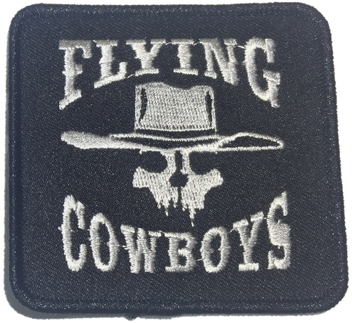 Flying Cowboys Patch