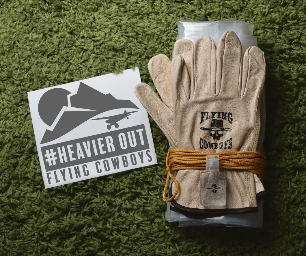 #HeavierOUT Pack