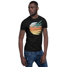 Load image into Gallery viewer, Ghost Cub Sunset Short-Sleeve Unisex T-Shirt