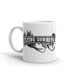 Flying Cowboys Mug