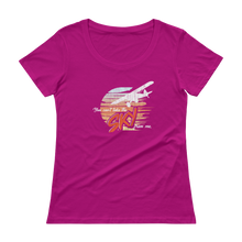 Load image into Gallery viewer, You Can't Take the Sky From Me - Ladies' Scoopneck T-Shirt