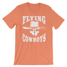 Load image into Gallery viewer, Flying Cowboys LIGHT Print T-Shirt