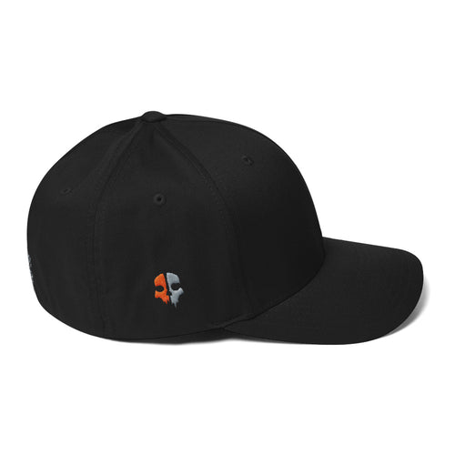 Cory Robin's GHOST CUB EX Flying Cowboys Flex Fit Cap