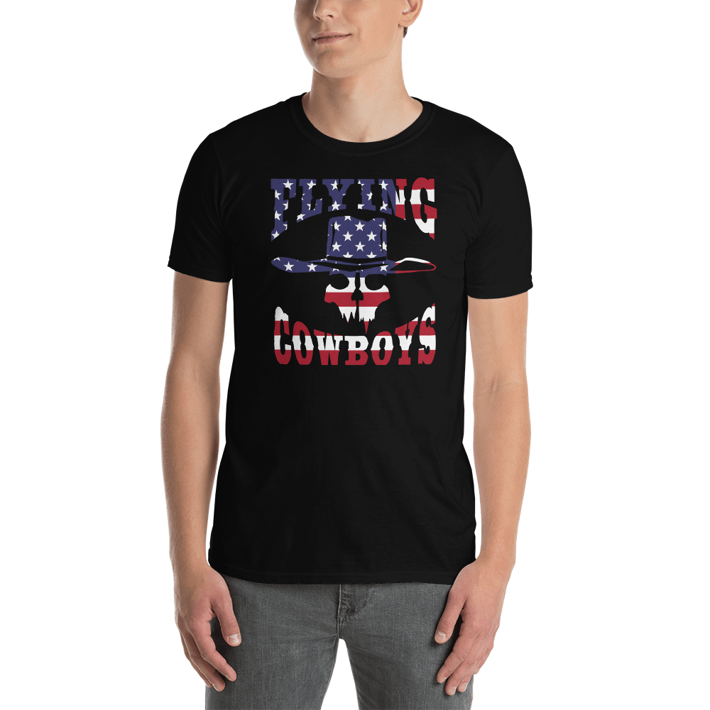 Flying Cowboys Patriot Tee