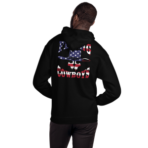 Flying Cowboys Patriot Hooded Sweatshirt