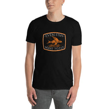 "Load image into Gallery viewer, ""Even Fish Want to Fly"" Unisex T-Shirt"
