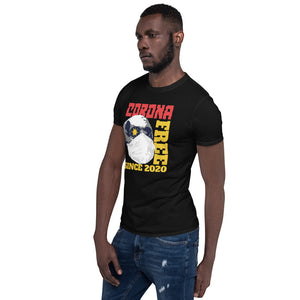Corona Virus Short-Sleeve Unisex T-Shirt