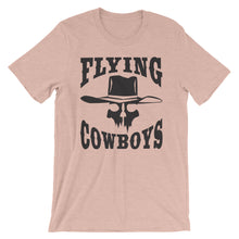 Load image into Gallery viewer, Flying Cowboys DARK Print T-Shirt