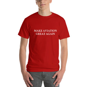 Make AVIATION Great Again T-Shirt
