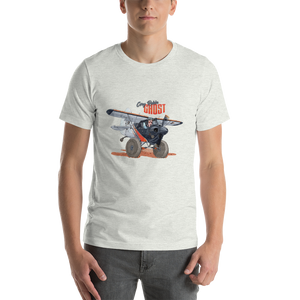 "Cory's ""Ghost"" Short-Sleeve Unisex T-Shirt"