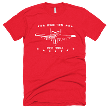 "Load image into Gallery viewer, ""Remember Everyone Deployed"" t-shirt"