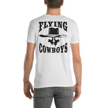 Load image into Gallery viewer, Flying Cowboys BACK PRINT T-Shirt