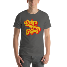 Load image into Gallery viewer, Retro Let's Go Flying! T-shirt