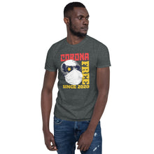 Load image into Gallery viewer, Corona Virus Short-Sleeve Unisex T-Shirt