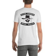 Load image into Gallery viewer, STOL Pilot Back Print T-Shirt
