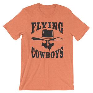 Flying Cowboys DARK Print T-Shirt