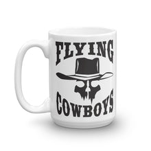 Load image into Gallery viewer, Cory's Flying Cowboys Mug