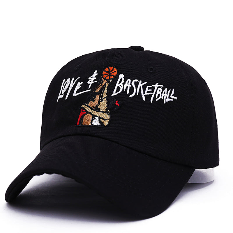 Love Basketball Hat
