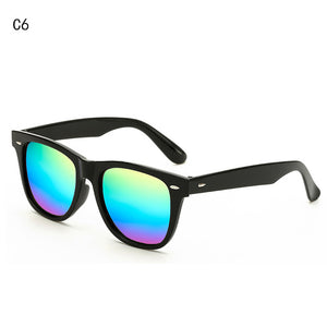Square HD Lens Sunglasses