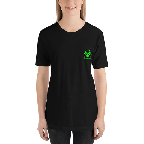 Miasma Short-Sleeve Womens T-Shirt