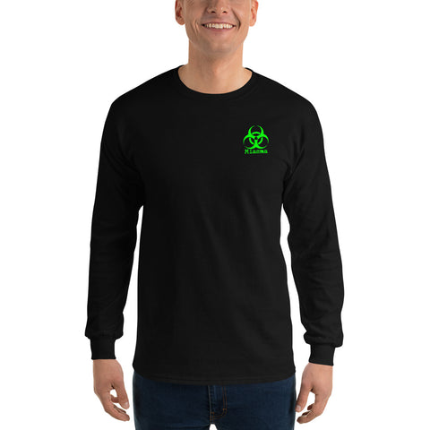 Miasma Long Sleeve Mens T-Shirt
