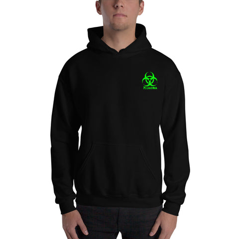 Miasma Hooded Unisex Sweatshirt