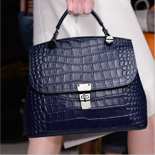 Fashion & Luxury Crocodile Leather  Handbags
