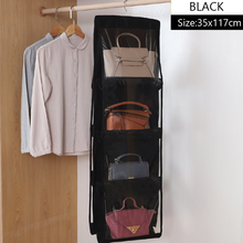 Load image into Gallery viewer, Hanging Handbag Purse Organizer