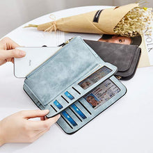 Load image into Gallery viewer, Retro Glamorous Multiple Slots Women Wallets
