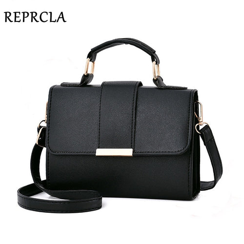 PU Shoulder Bag Small Flap Crossbody Bags