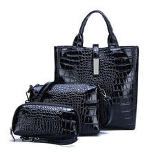 Load image into Gallery viewer, THREE Bags, Lined Interior Cell and Multi Pockets - Shadaze Bags