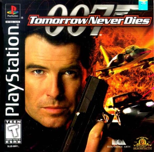 007 Tomorrow Never Dies PS1