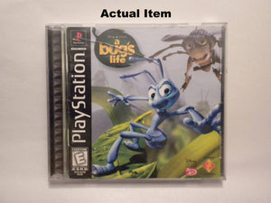 A Bug's Life PS1