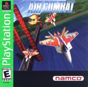 Air Combat [Greatest Hits] PS1