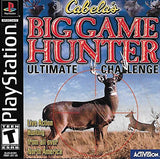 Big Game Hunter PS1