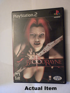 Bloodrayne PS2