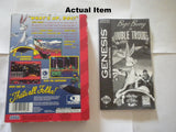 Bugs Bunny in Double Trouble back of box and manual