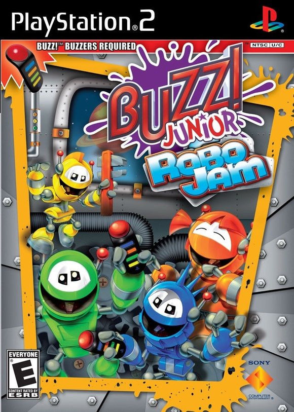 Buzz! Junior: Robo Jam PS2