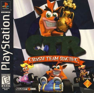 CTR: Crash Team Racing PS1