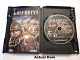Call of Duty 3 inside of case.