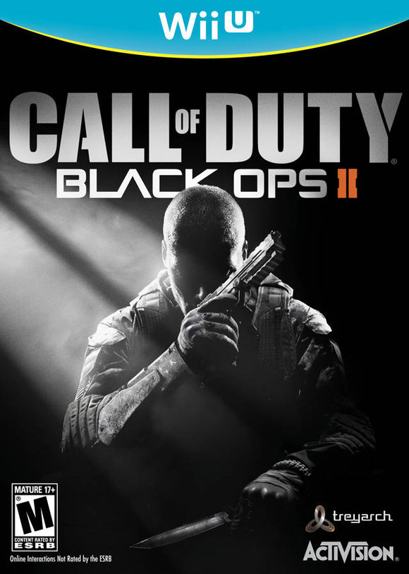Call of Duty Black Ops II Wii U