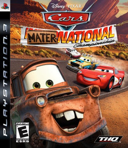 Cars: Mater-National Championship PS3
