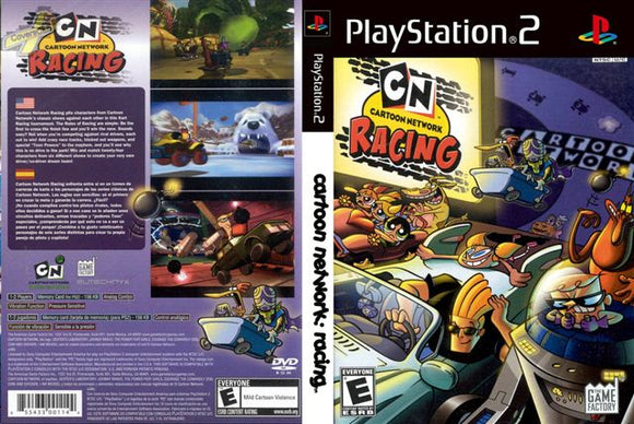 Cartoon Network Racing PS2