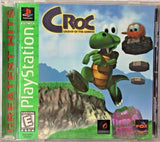 Croc: Legend of the Gobbos [Greatest Hits] PS1
