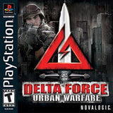 Delta Force: Urban Warfare PS1